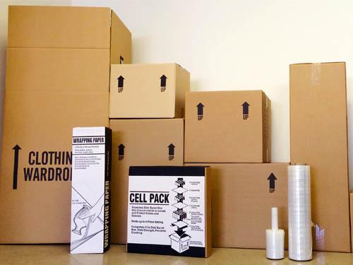 Embalagens para Mudanças em Santos
