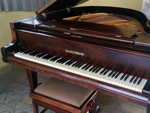 Transporte de Pianos em Santos